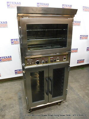 Doyon Electric Combo Bakery Oven & Proofer