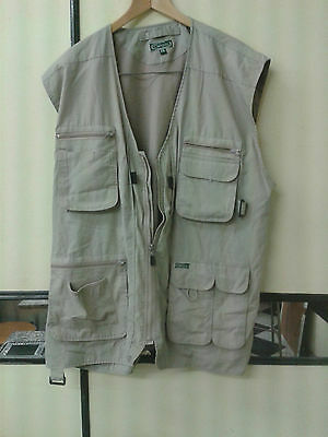 Champion Fishing Vest Gillette Size XXL