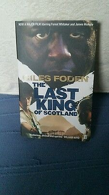 The Last King of Scotland | Paperback Book | NEW