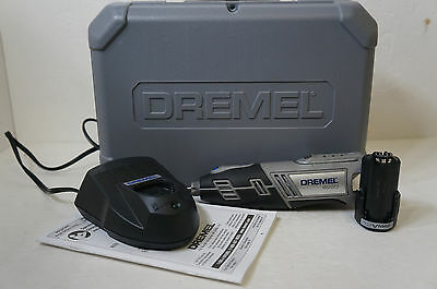 Dremel 8220 12-Volt Max Cordless Rotary Tool W/ Case