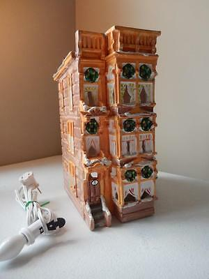 Department 56 - Vintage Early Piece BROWNSTONE #50567