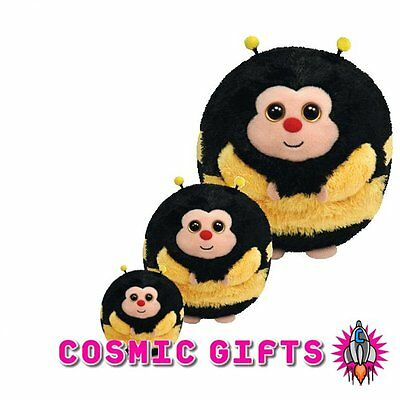 Ty Beanie Ballz Soft Toy Zips The Bea Giant Medium Regular Sizes New With Tags