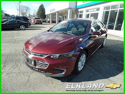 2016 Chevrolet Malibu $257 mon LT pkg Apple Carplay only 7000 miles Only 7000 Miles!! GM Certified Warranty Extension Rear Camera Bluetooth