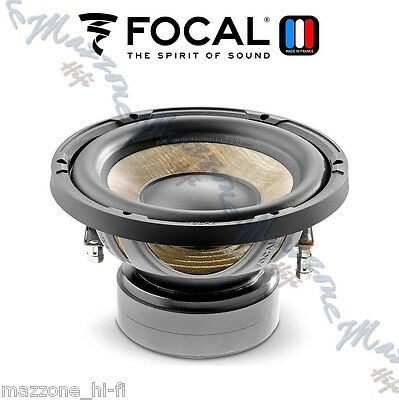 """FOCAL EXPERT P20F SUB SUBWOOFER 8"""" 20cm 4ohm 500W MADE IN FRANCE"""