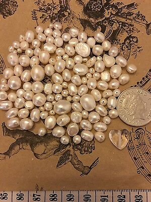 Freshwater pearl small mix