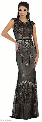 ! Sale ! Special Occasion Formal Evening Prom Gown Long Red Carpet Pageant Dress