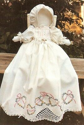 ~ New ~ Easy To Make ~ Pattern ~ Pillow Case Doll / Church Doll ~