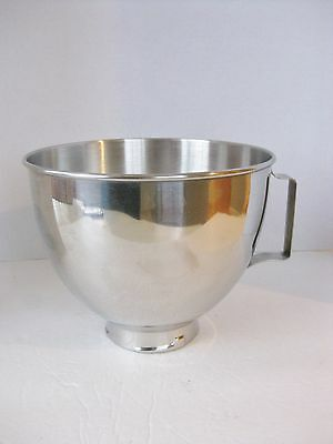 KitchenAid Stainless Steel Bowl K45 with Handle