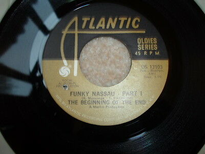 Beginning Of The End: Funky Nassau  / Clarence Reid:Nobody But You Babe