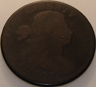 1803-P Draped Bust Large Cent 1/000 [SN02]