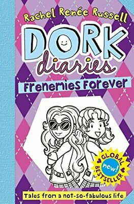 Dork Diaries: Frenemies Forever by Russell, Rachel Renee Book The Cheap Fast