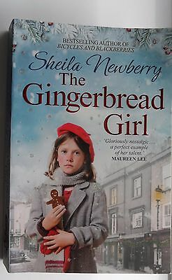 The Gingerbread girl By Sheila  Newburry  paperback