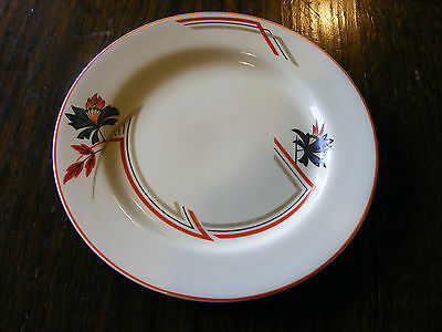 Crown Ducal Small Side Plate. Art Deco. c 1935. VGC. 780960