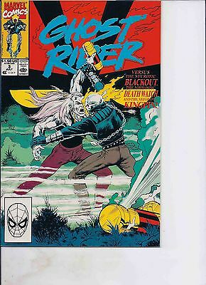 Marvel Comics Group! Ghost Rider! Issue 3!