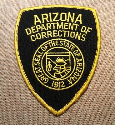 AZ Arizona State Department of Corrections Patch