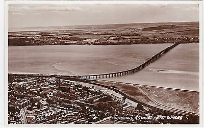 Tay Bridge & West End, DUNDEE, Angus RP