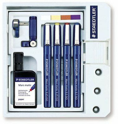 Staedtler 700 S4M - Penna tecnica Mars Matic