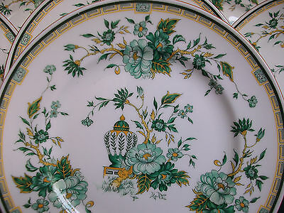 CROWN STAFFORDSHIRE KOWLOON (c.1974-1979)- SALAD PLATE(s)- RARE!! EXCELLENT!!