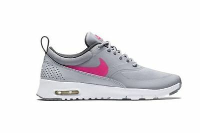 Girls Nike Air Max Thea SE GS 820244-610 Black//Pink New Size-6.5Y Women's-8.5
