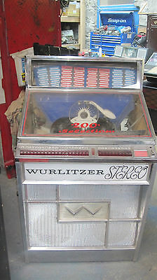 1963 Wurlitzer Lyric 2700 Jukebox Project Can Deliver