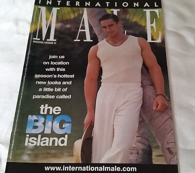 International Male April 2000 Catalog Resortwear Special Issue