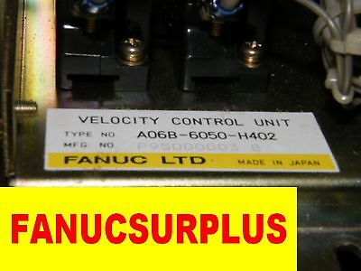 Ge Fanuc A06B-6050-H402 Drive6 Month Warranty