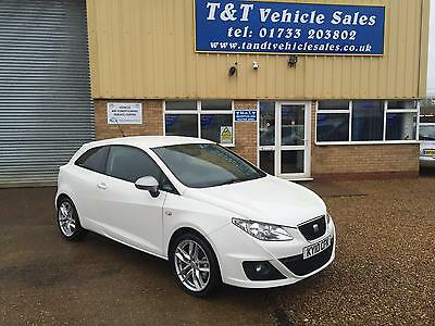 "Seat Ibiza 1.4 TSI FR SportCoupe DSG 3dr, 17""Alloys Climate 2 Owner"