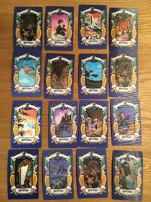 Harry Potter Collectable Hologram Trading Cards