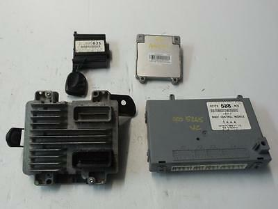 Holden Commodore Vz 6.0L V8 Automatic Security Set Bcm Ecu 08/04-09/07