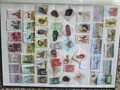 Angola Stamp Accumulation Used & Mint