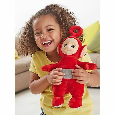 Teletubbies Po Tickle and Giggle Soft Plush