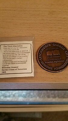 Letchworth Heritage Coin 1994 (limited edition)