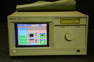 HP Agilent Keysight 16500A Logic Analysis System