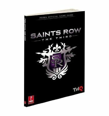 Saints Row: The Third - The Studio Edition Official Game Guide by Prima Games