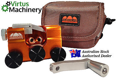 Timberline Chainsaw Sharpener with your choice of Carbide Cutter