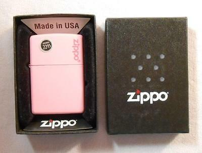 Unfired in Box 2011 Pink Zippo Lighter