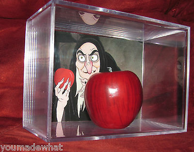 """SNOW WHITE(inspired)~OLD HAG """"RED APPLE DISPLAY""""..we combine)"""