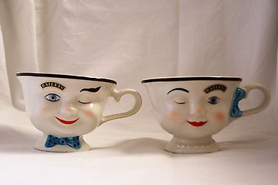 Baileys Winking His and Hers Cup Set