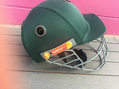 Gray Nicolls Junior Cricket Helmet - Kids
