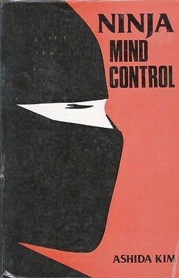Ninja Mind Control Meditation Breathing Hand Forms Chi BOOK