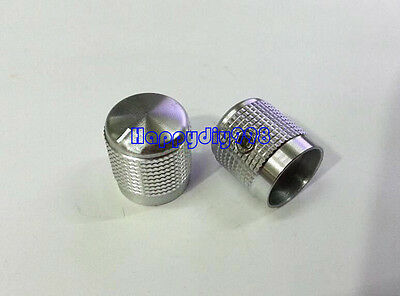 1 PC  volume potentiometer switch Knob  for Guitar Effect Pedal Speakers 16X14mm