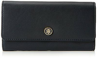 (TG. 19x10x3 cm (B x H x T)) Blu (Blau (Midnight 001)) Tommy HilfigerTH SMOOTH L