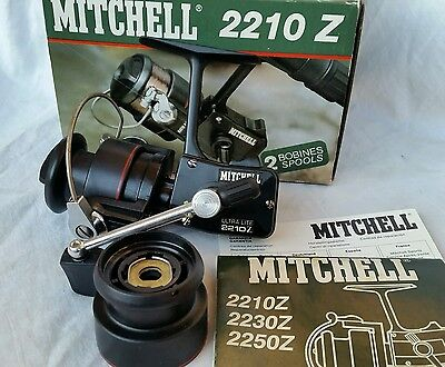 Bellissimo Mitchell 2210 Z ,Ultra Lite very rare reel new in box