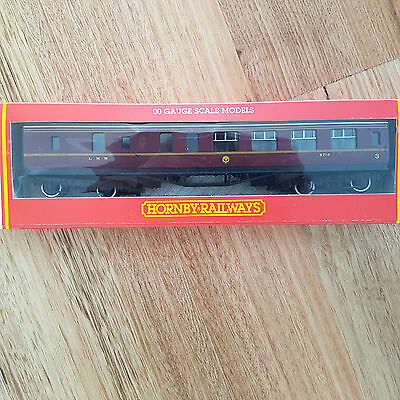Hornby Railway Lms Composite Coach R.474  00 Guage  Like New  Melbourne