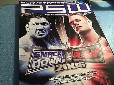 PSW PLAYSTATION Gaming Magazine  ~ Issue 74 / NEW OLD STOCK