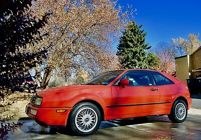 1992 Volkswagen Corrado SLC 1992 Volkswagen CORRADO SLC Vr6 ONE OWNER LOW MILES - STOCK AND CLEAN - MUST SEE