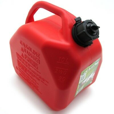 Arctic Cat Scepter Wildcat Snowmobile ATV UTV 2.5 Gallon Gas Fuel Can - 1436-952