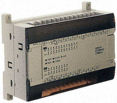 Omron micro PLC,CPM1A-30CDRD-V1 30i/o - New in Box