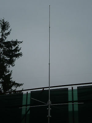 Base antenna vertical for 4m 5/8 high power  70.2Mhz tunable 68-72 mhz