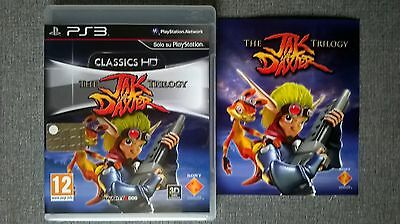 The Jak And Daxter Trilogy Ps3 Versione Italiana Come Nuovo